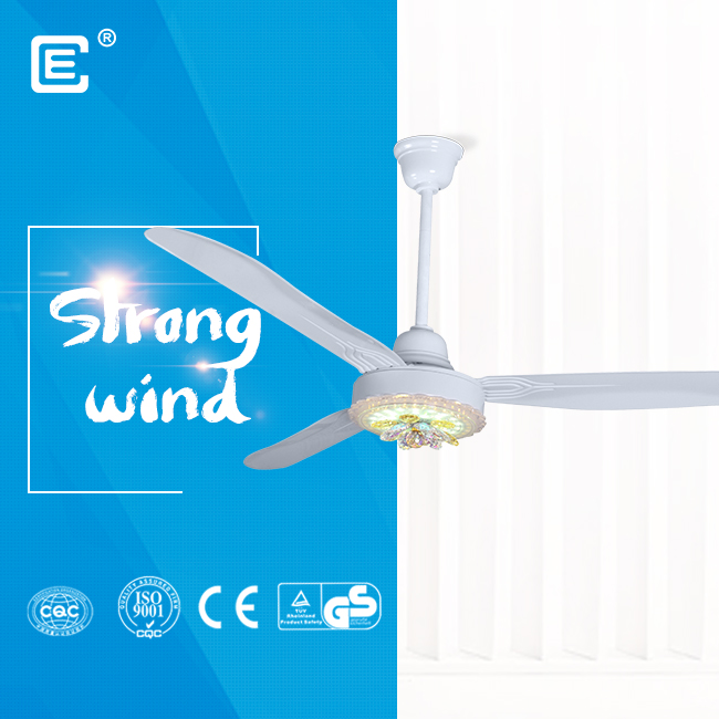 china AC DC modern ceiling fan with led light proveedor