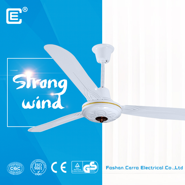 china AC DC double used dc motor ceiling solar fan supplier supplier