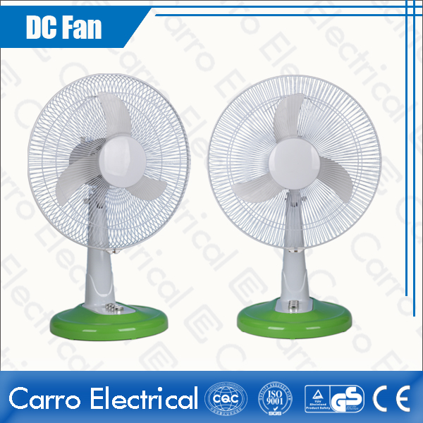 china 12V 12W 12 Inches DC 12V Solar Panel DC Desk Fan Vintage Style Durable High Quality Energy Saving DC-12V12C fournisseur