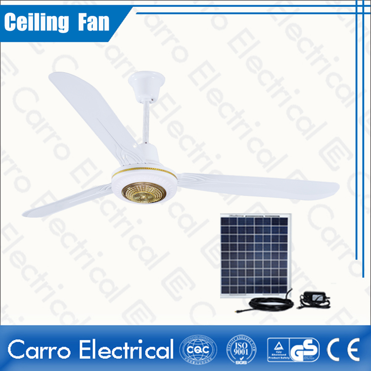 Китай Factory Price Wholesale 56 Inches AC Adapter Battery Powered 12V Decorative Oscillating Ceiling Fans ADC-12V56A5 поставщиком