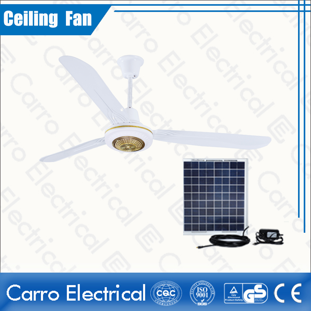 china 56 Inch Best Selling Orient DC Bladeless Ceiling Fan Long Life Time Enegy Saving DC-12V56A5 fournisseur