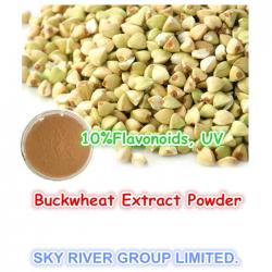 china Competitive Price Buckwheat Seed Extract Powder Healthy Pharmaceutical Nutritional Products manufacturer
