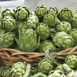 Organic Artichoke Leaf Powder Abundant Raw Material of Health Food Product for Anti-hyperlipidemia