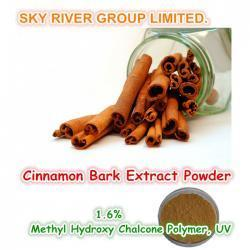 china Cinnulin pf Cinnamon Bark Extract Powder ISO9001 Certificate Natural Nutritional Supplements manufacturer